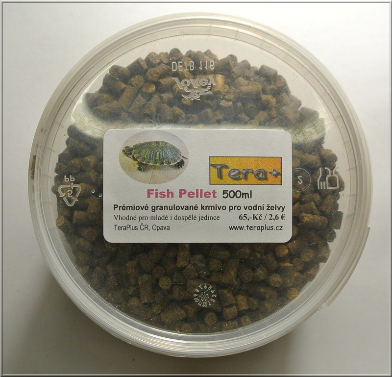 TeraPlus Fish Pellet 250 ml