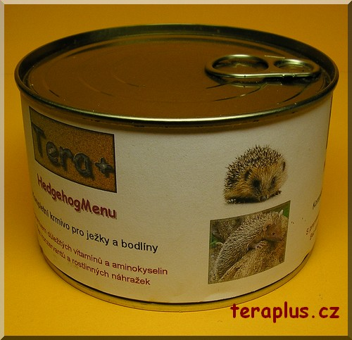 TeraPlus Hedgehog Menu