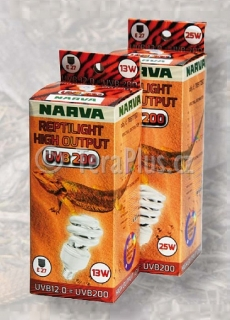 NARVA Minitronic Reptilight High Output UVB12.0/200 25W
